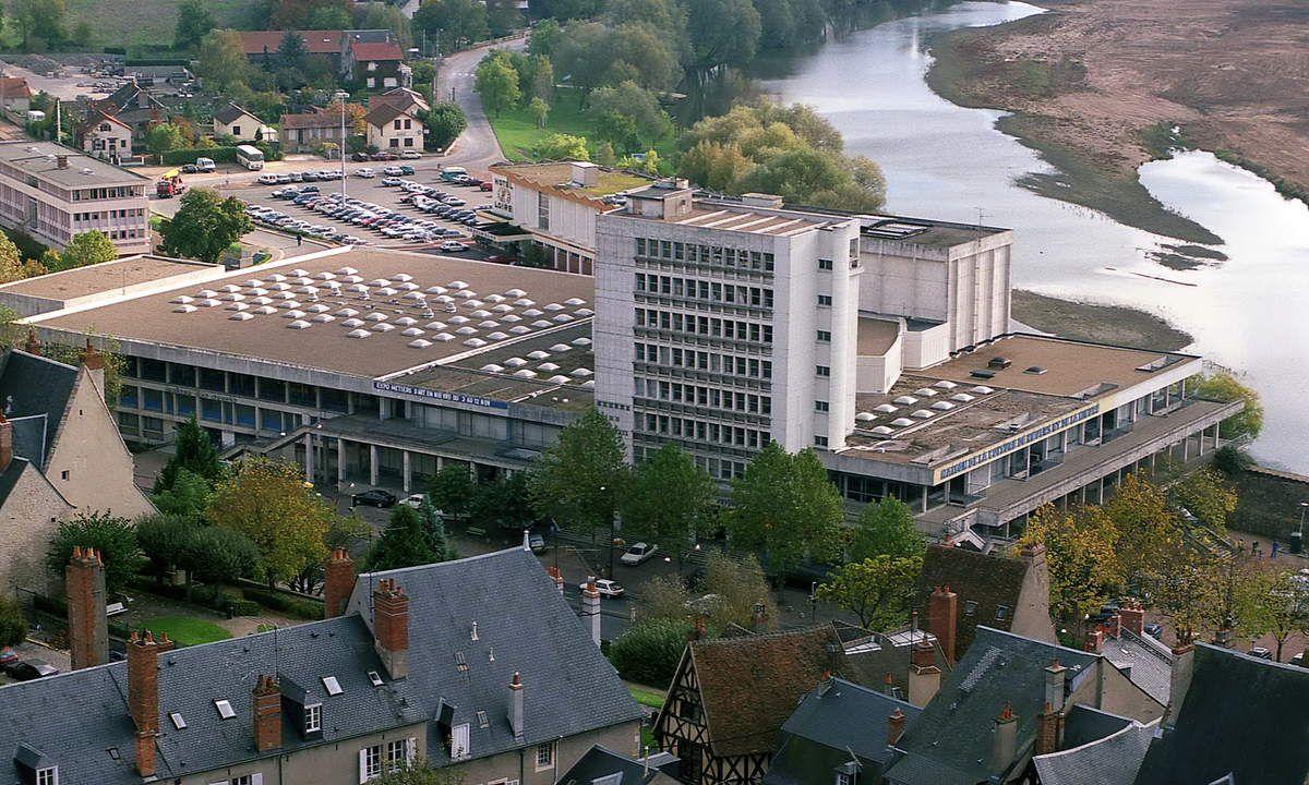 Nevers Nièvre septembre 1995