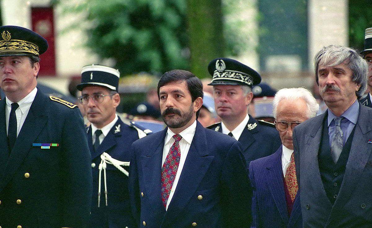 Le Cinquantième anniversaire de la Libération de la ville en septembre 1994