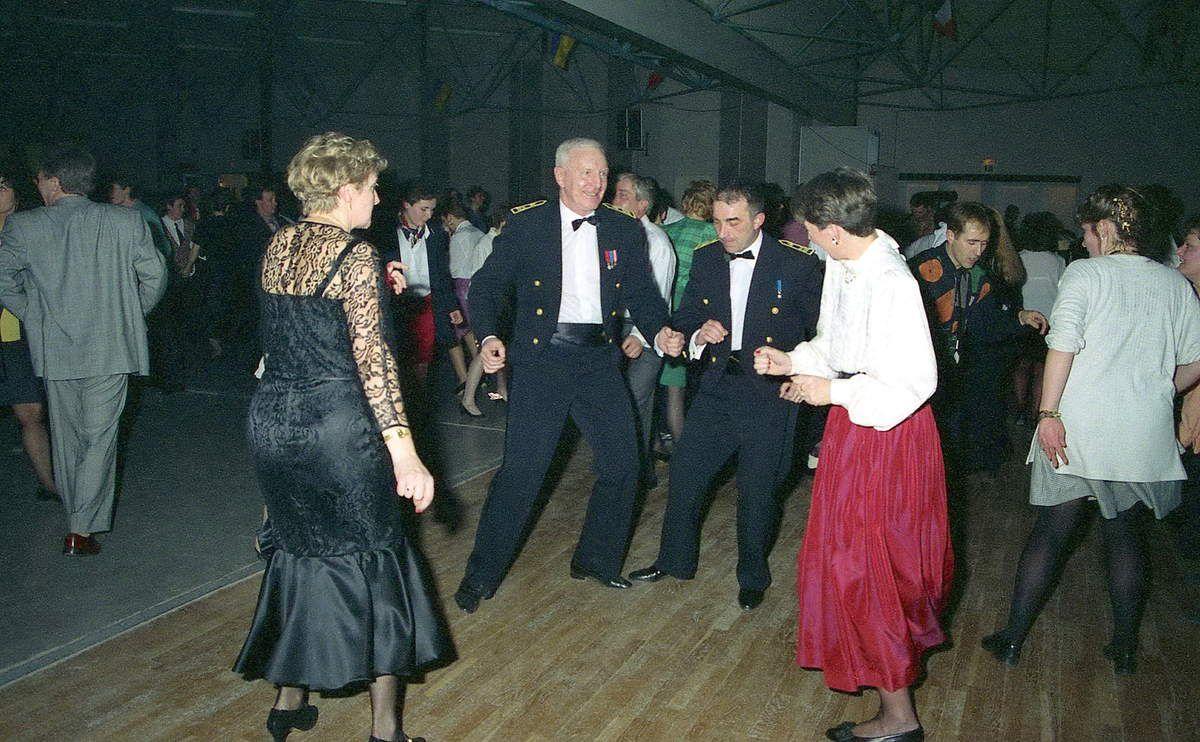 Nuit de la Gendarmerie de Nevers 1993