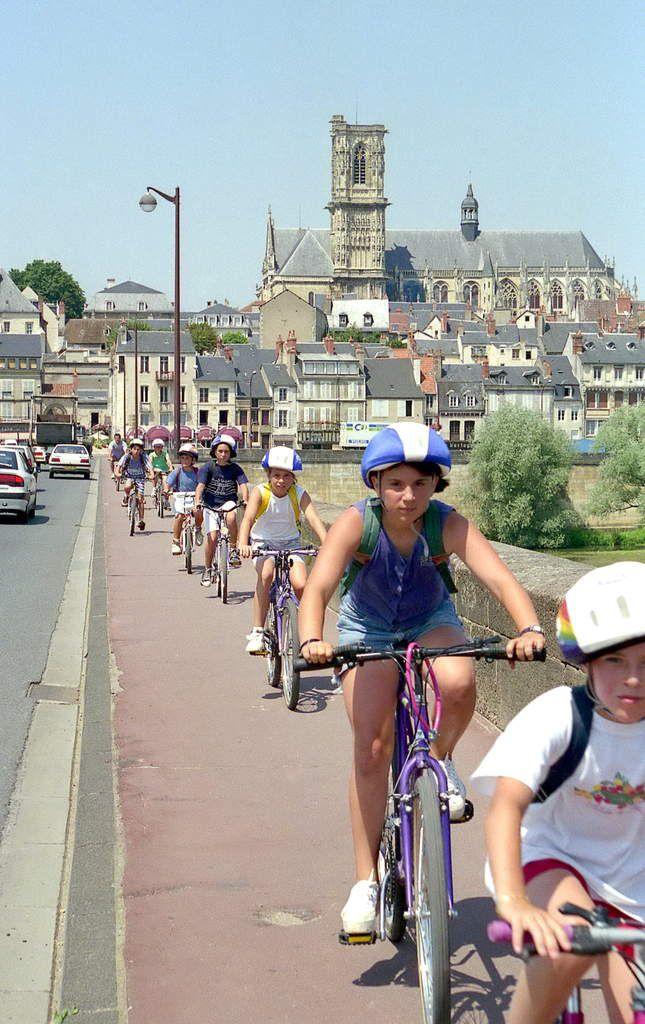 Nevers - Les activités du Centre aéré des années 90
