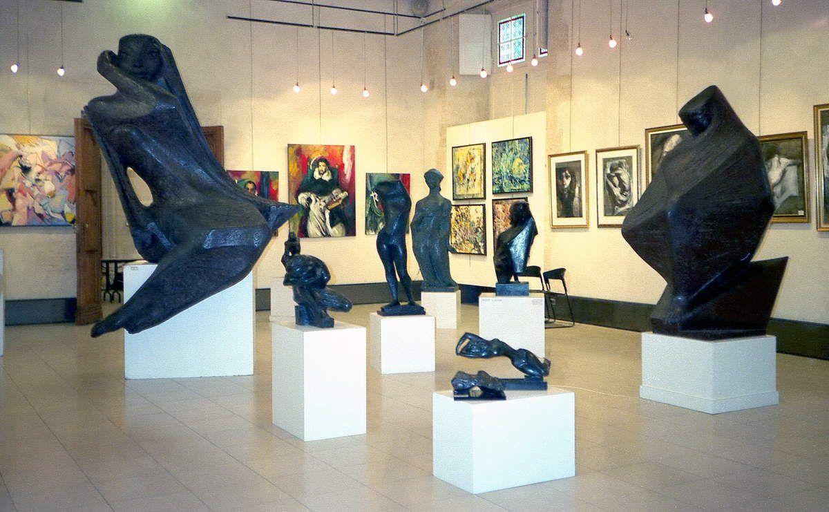 La Biennale de juillet 1993