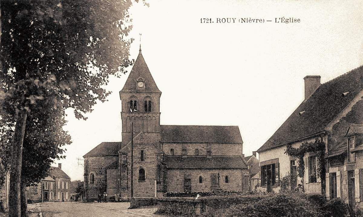 Rouy Nièvre