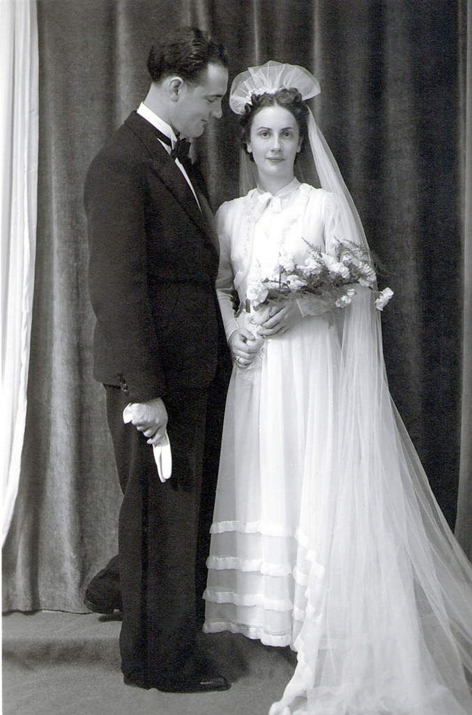 Robert Baillet et Suzanne en août 1939