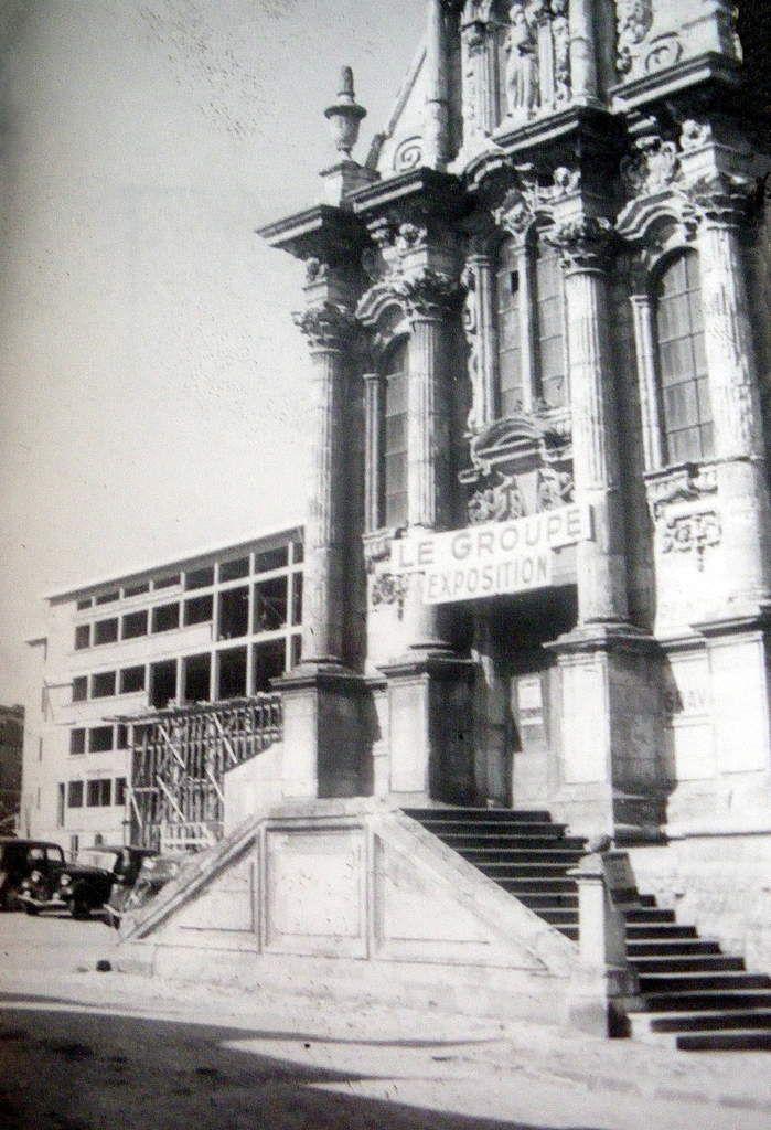 Place Carnot et Chapelle Sainte Marie