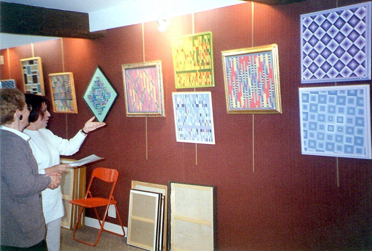Exposition Jacqueline Sirjean