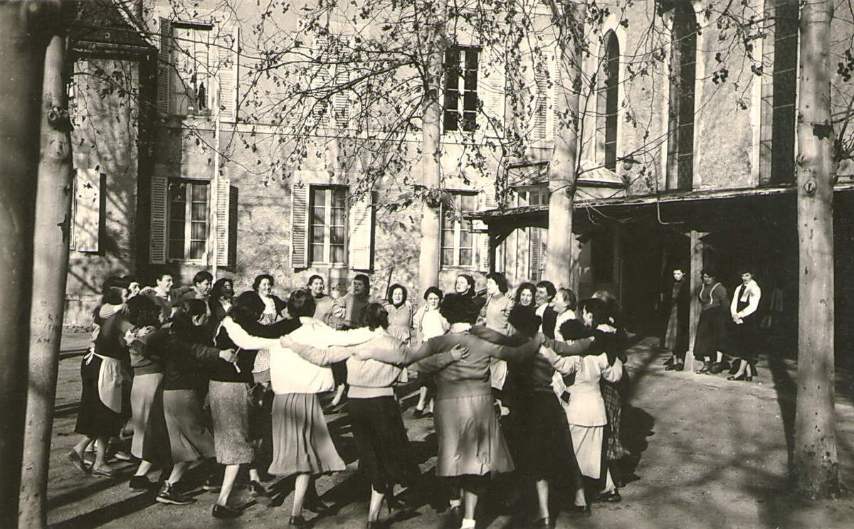 1959 - Ecole ménagère de l'Espérance