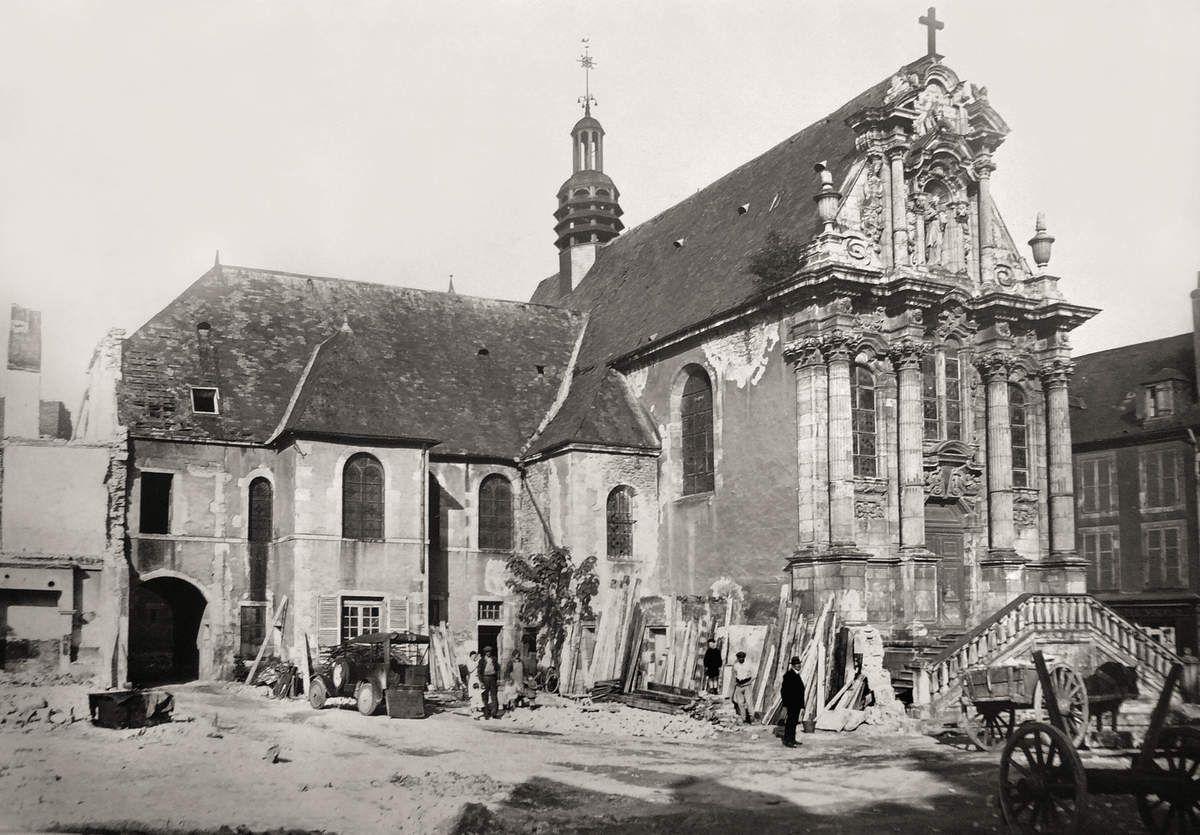 Visitandines et Chapelle Sainte-Marie