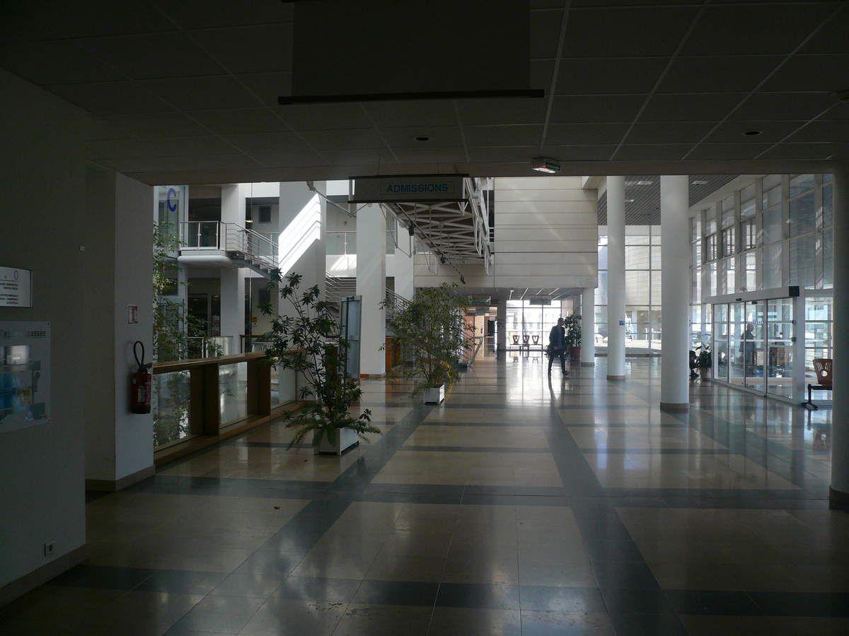 Hôpital Pierre Bérégovoy