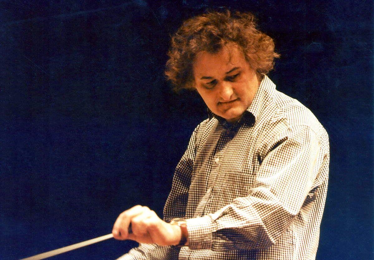 Fin des années 80, François Girolami directeur du Conservatoire de Nevers