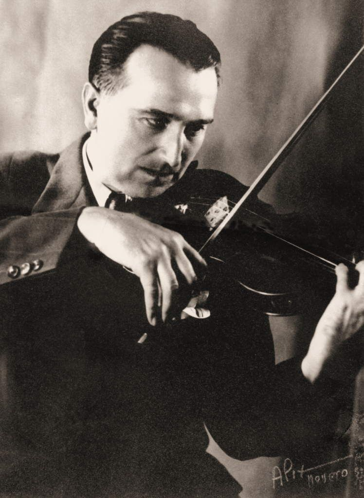 Maurice Fontlupt, professeur de violon au Conservatoire et frère de Gérard, journaliste au JDC