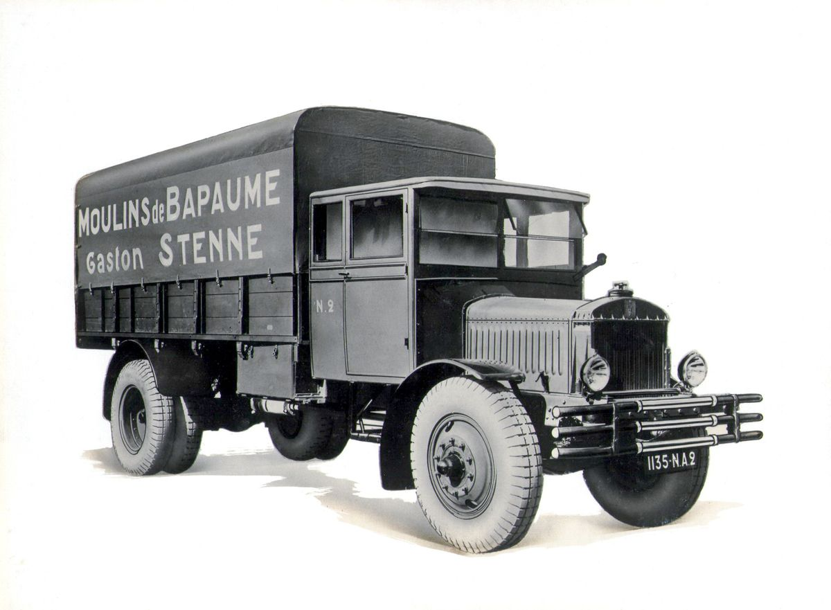 Camions Willème - Nanterre Seine