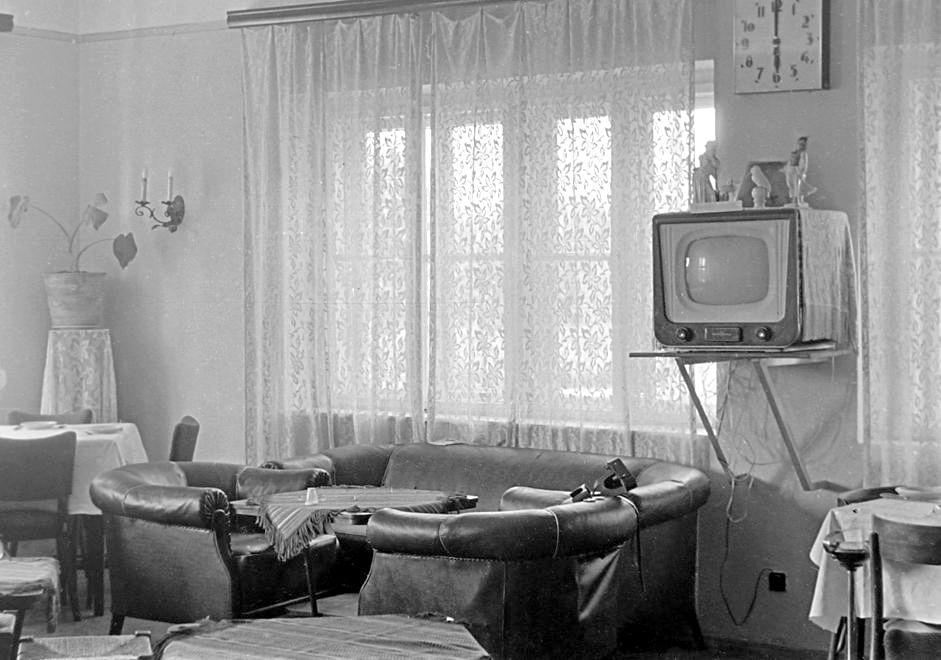 Fin des années cinquante