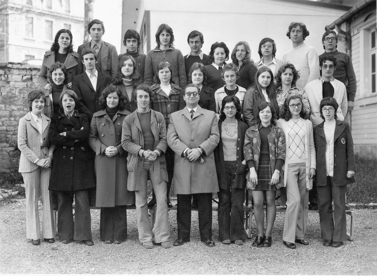 Lycéens des années 70