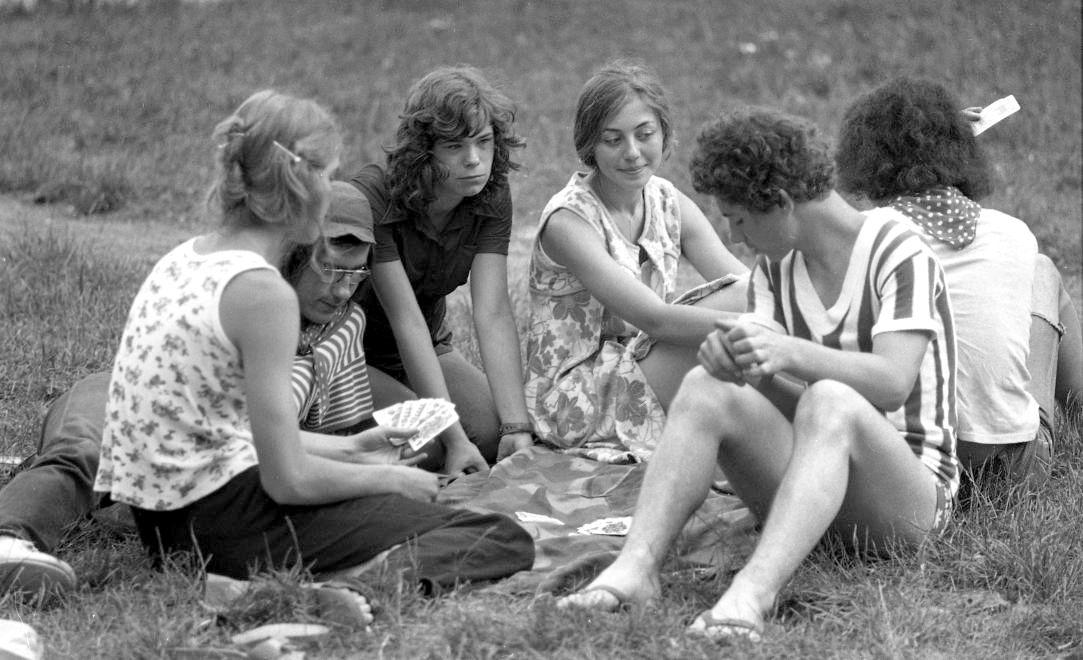 1970 - On s'amuse !