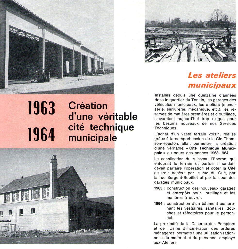 Nevers, grands travaux