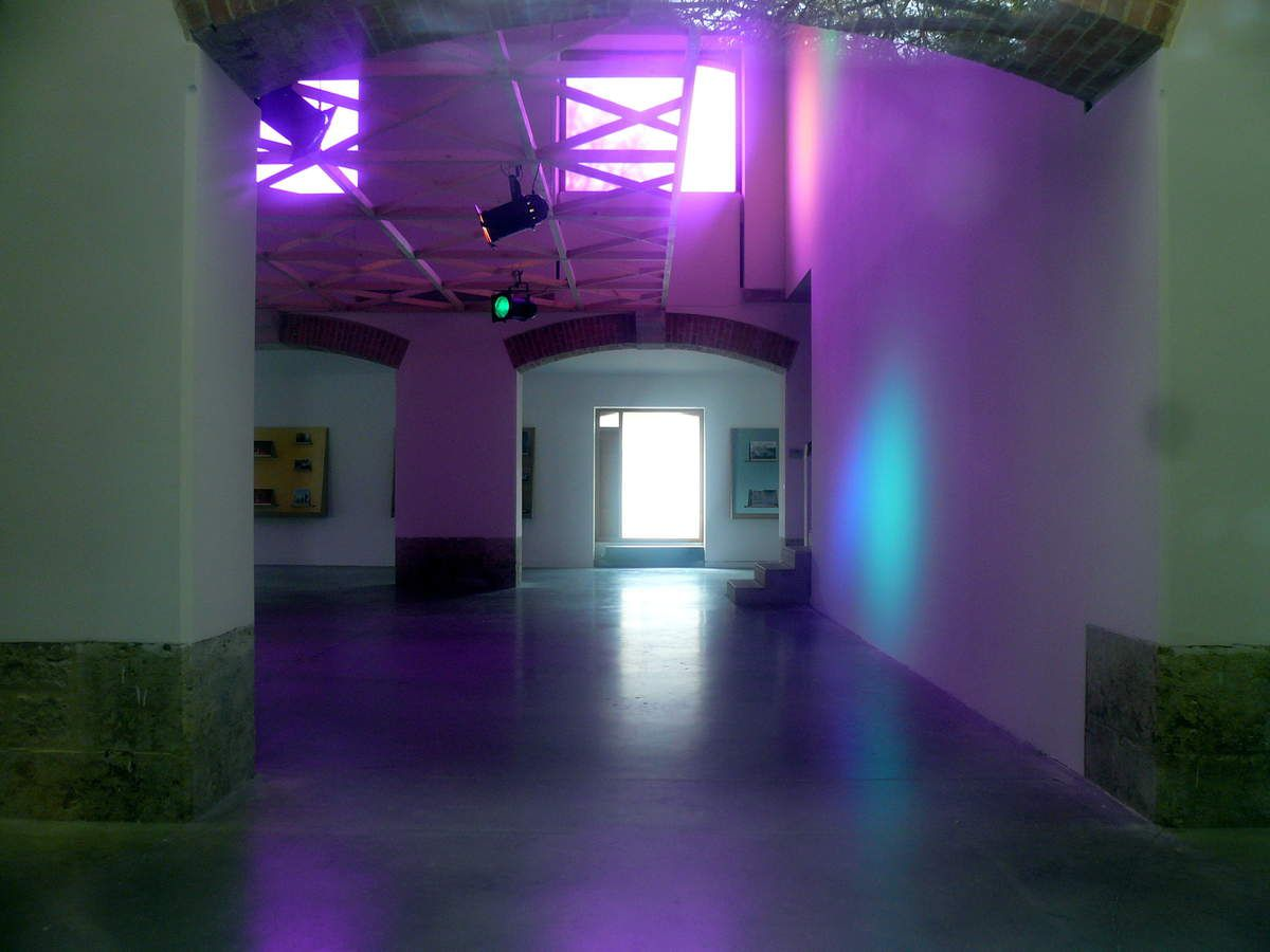 Le Centre d'art de Pougues-les-Eaux