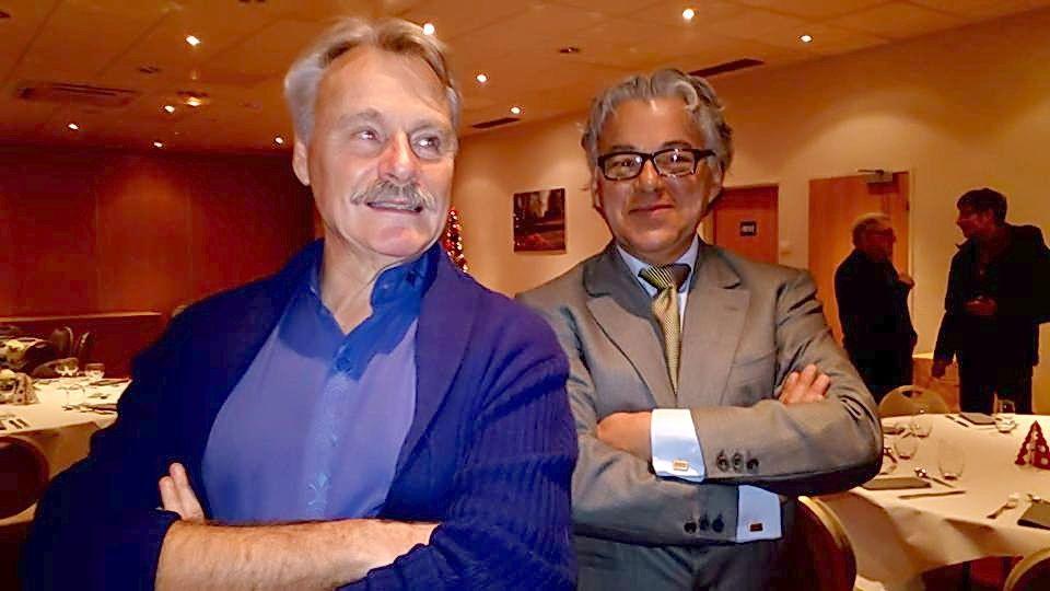 Photo-reportage, Claire Aldon. Sur la première photos : Gérard Arnold, Pierre Duriot et Patrick Dorocant