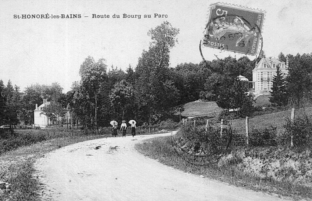Saint-Honoré-les-Bains