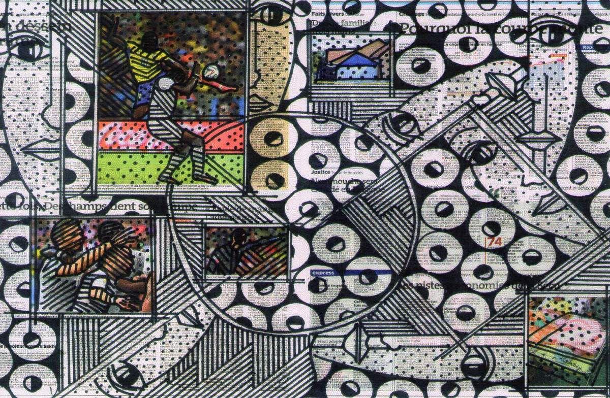 Cartes postales Michel Hannecart