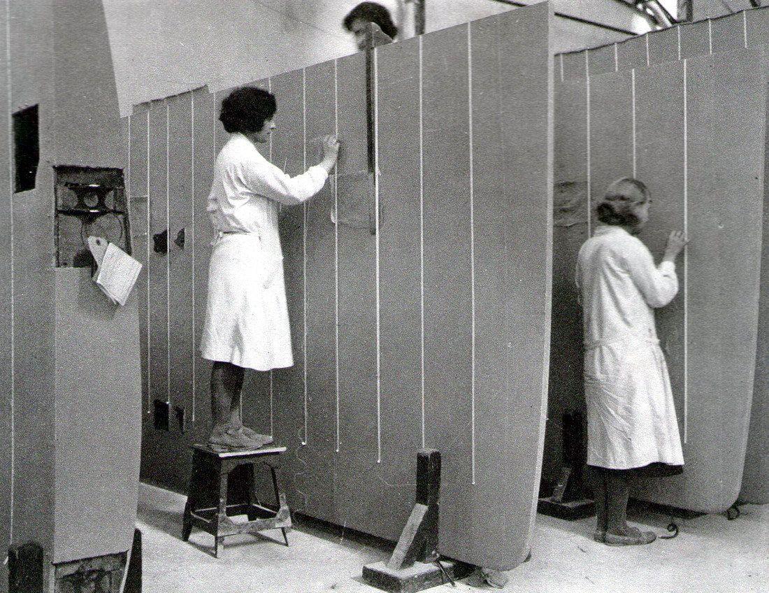 La France des années trente travaille