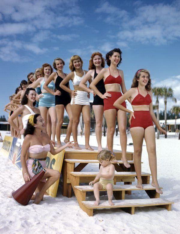 Lido Beach, Florida Memory