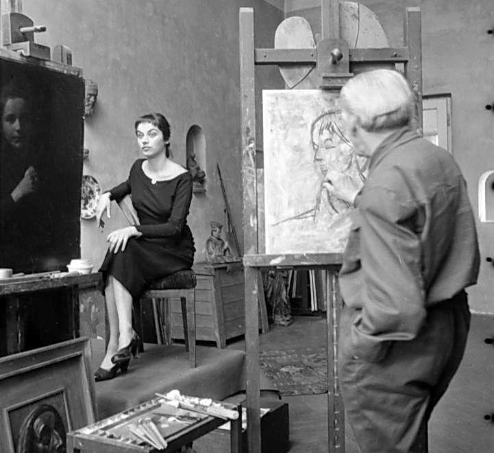 C'est la vie d'artiste !