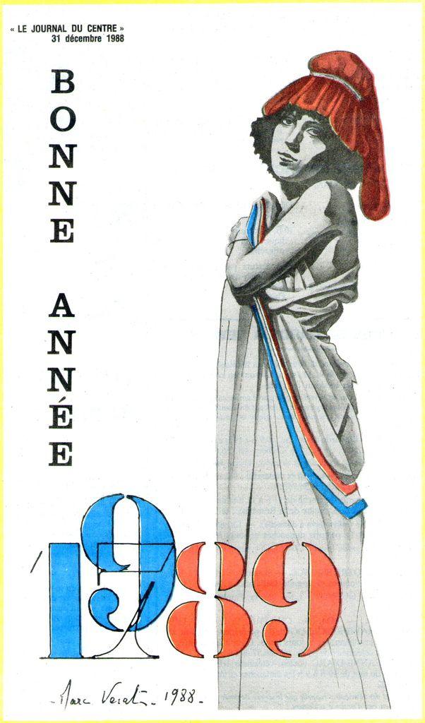 1989, année du Bicentenaire