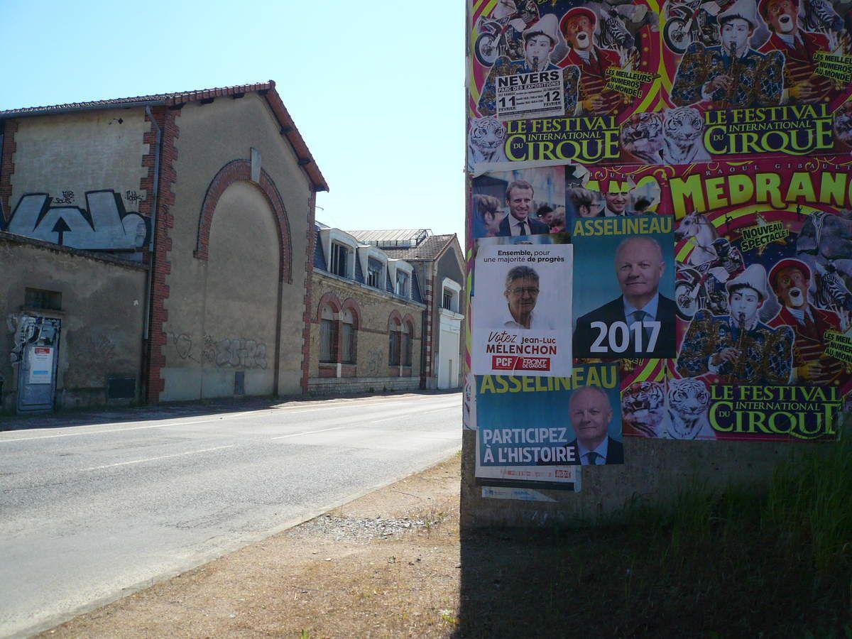 Nièvre, les élections