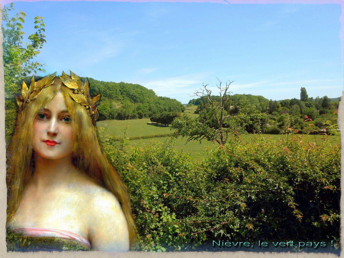 Nièvre, vert pays !