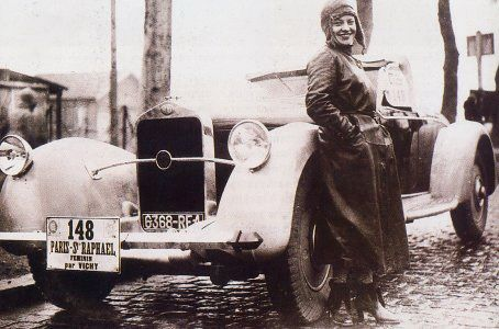 Renée Friederich - 1912/1932