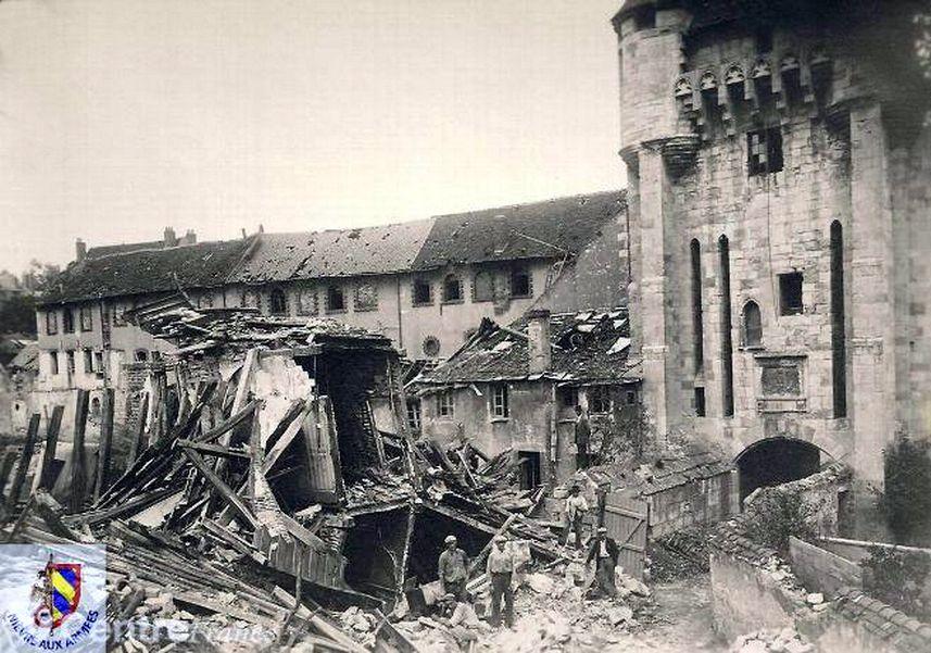 Bombardement du 16 juillet 1944