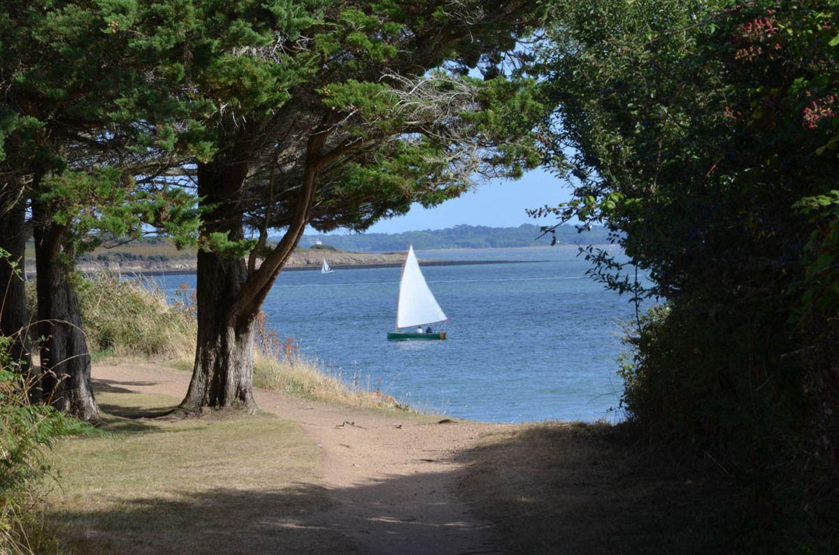 Les îles du Morbihan ...