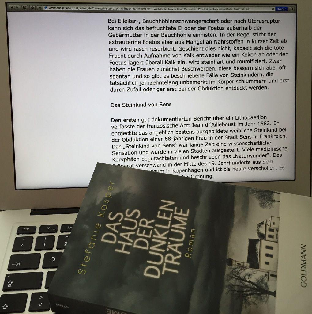 [Buch] Das Haus der dunklen Träume