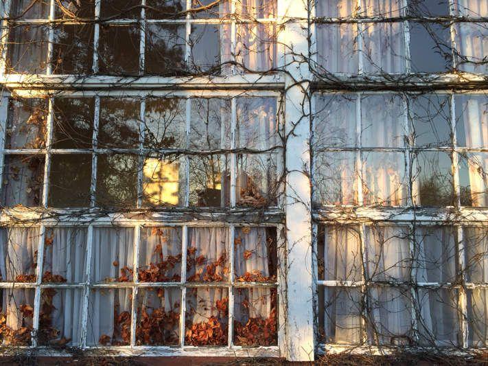 verwunschene Häuser