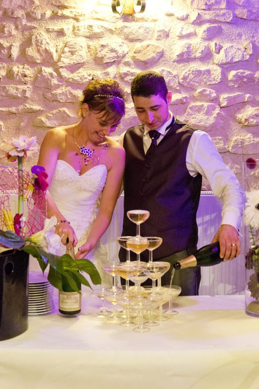 Vive les mariés!…