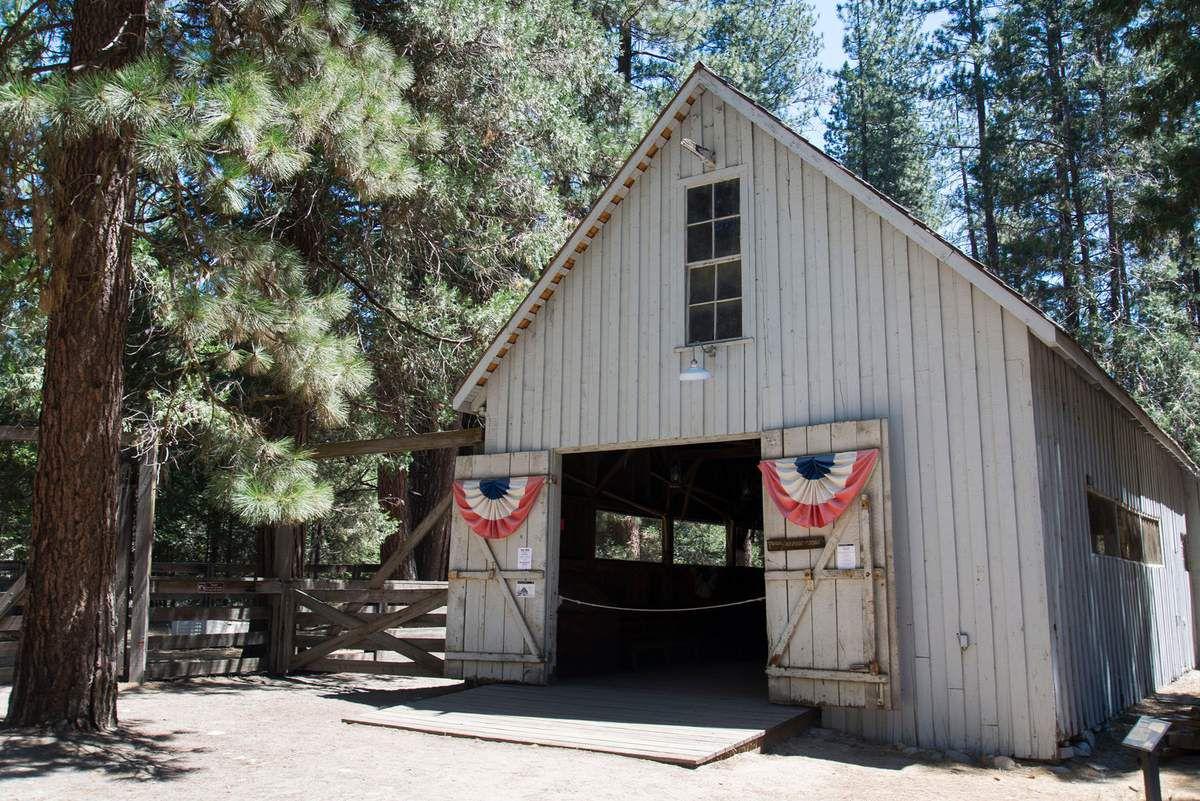 Yosemite National Park - Road-Trip 1