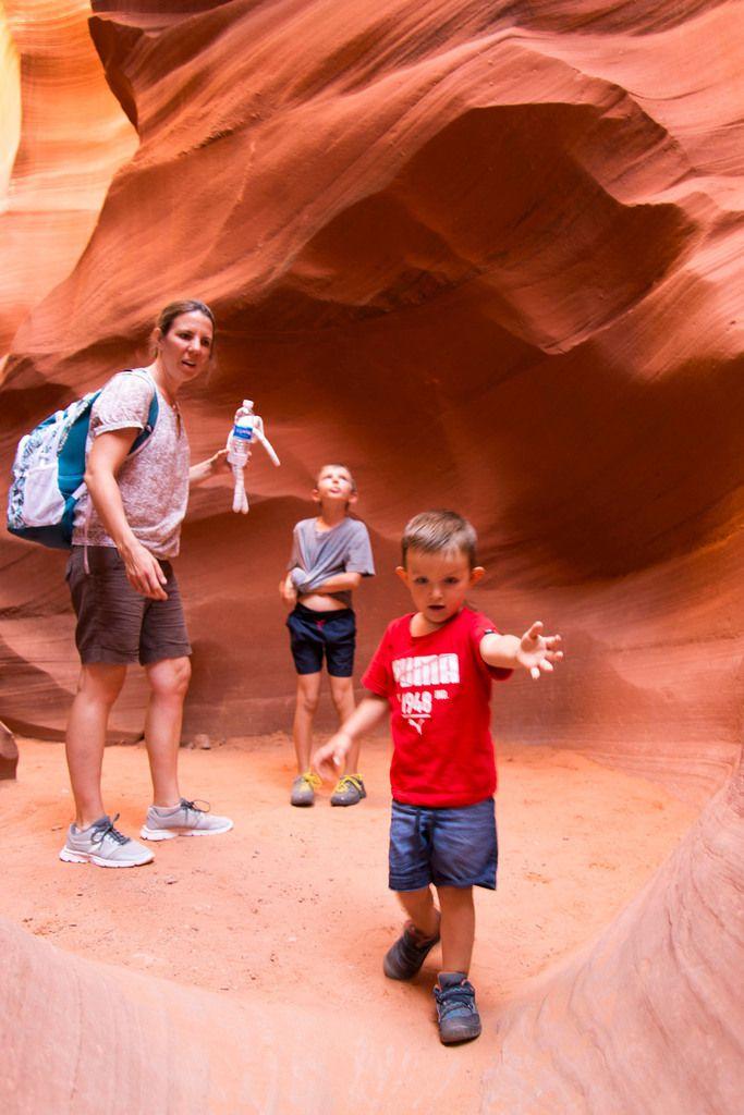 Rencontre en Terre Navajo - Road-Trip 2