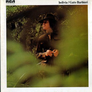 Gato Barbieri - Bolivia (inner notes)