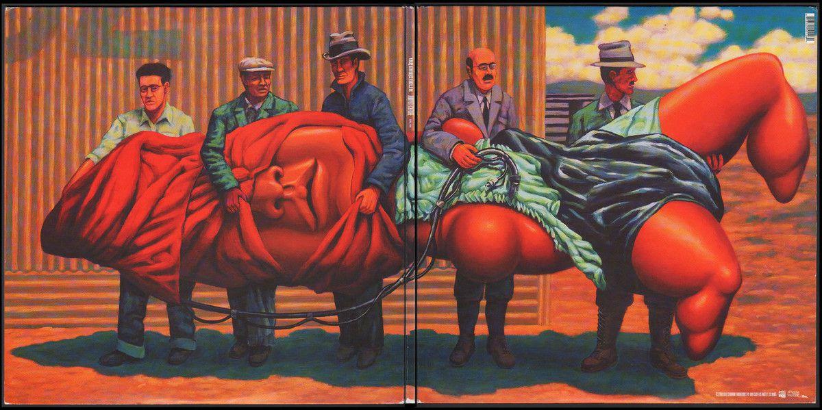 The Mars Volta - Amputecture (2006)
