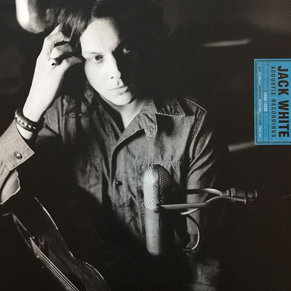 Jack White - Acoustic Recordings (1998-2016)