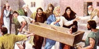 La Palabra de Dios hoy martes  XXIV- del T.o-15-09-2015  Fiesta  de Nª. Sra. de los Dolores. Lectura del día: 1ªTm 3,1-13;Sal 100; Lc 7, 11-17. (o  bien Heb 5,7-9;Sal 30;Jn  19, 25-27{Lc 2,33-35})Nª. Sra  de los Dolores; Nª. Sra. del Camino; Catalina; Nicomédes; 4ª del salterio.