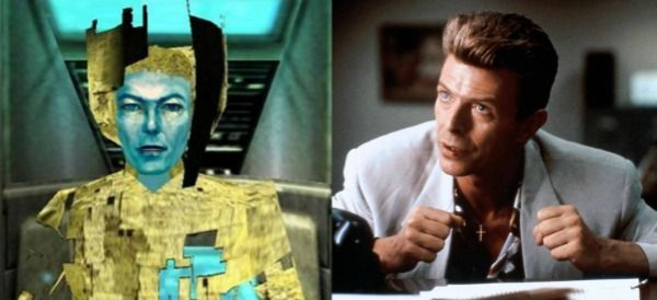 David Bowie characters: each more predictably unpredictable than the last.