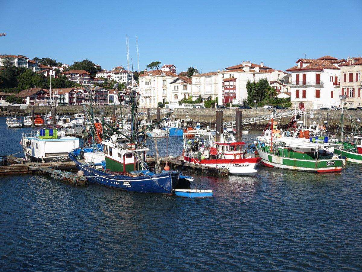 Septembre, si généreux... le mois des conserves du jardin, la venue de Carole, le séjour au pays Basque... etc, etc