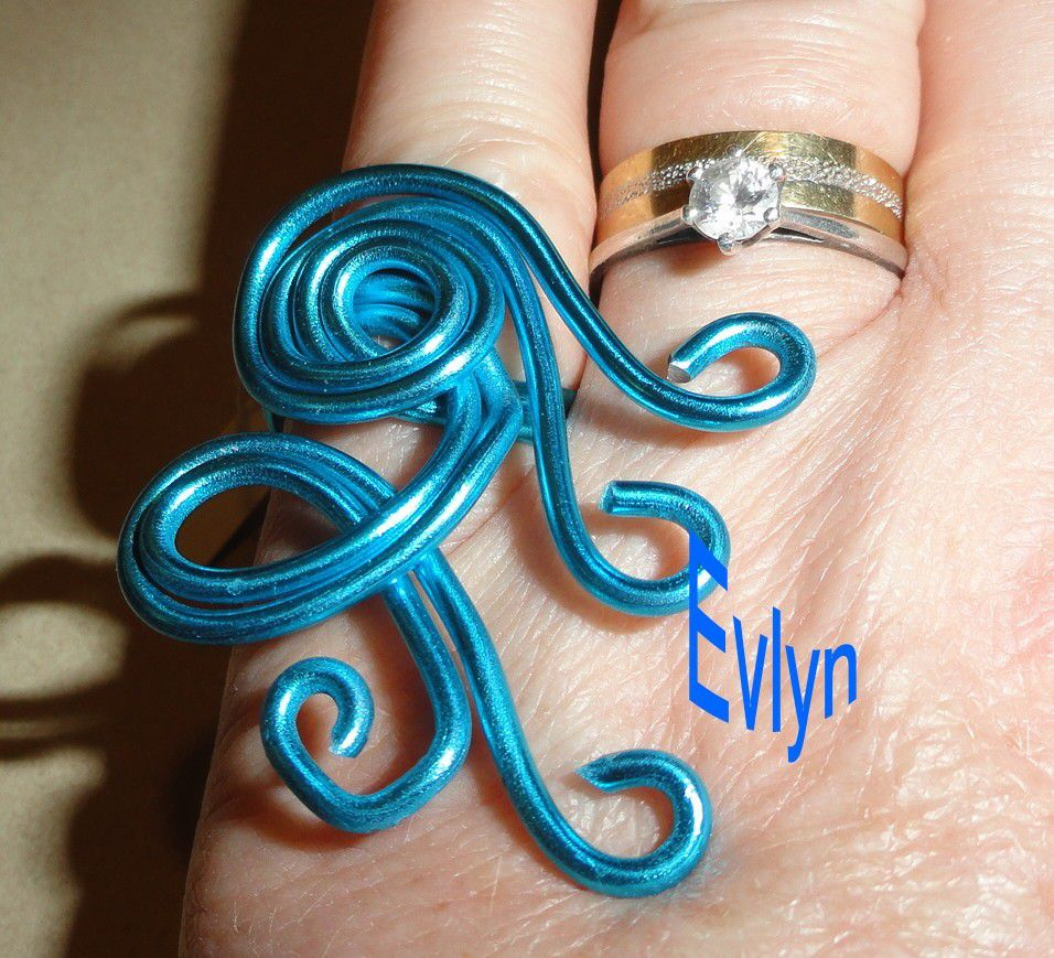 Bague Wire