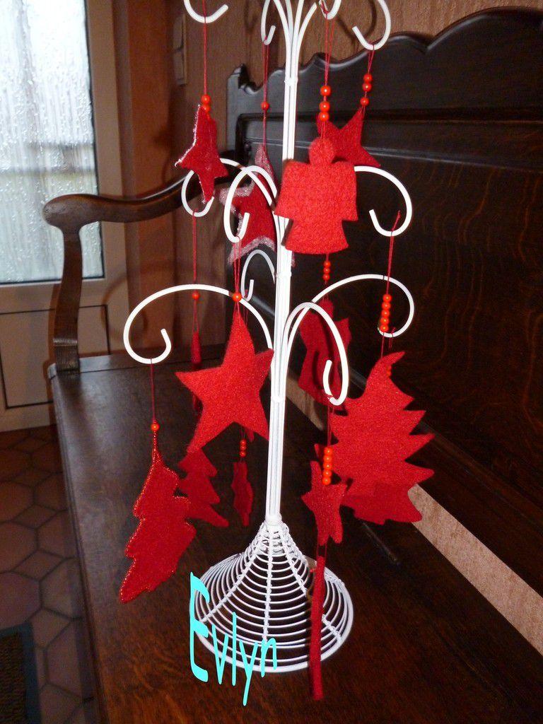 Déco: mon arbre de Noël