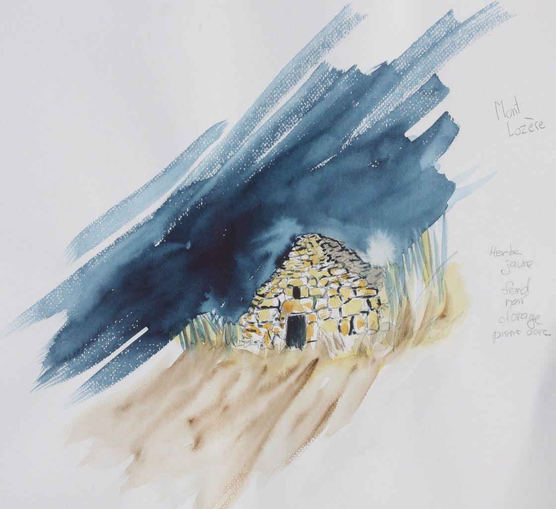 Les animaux des sommets lozériens.