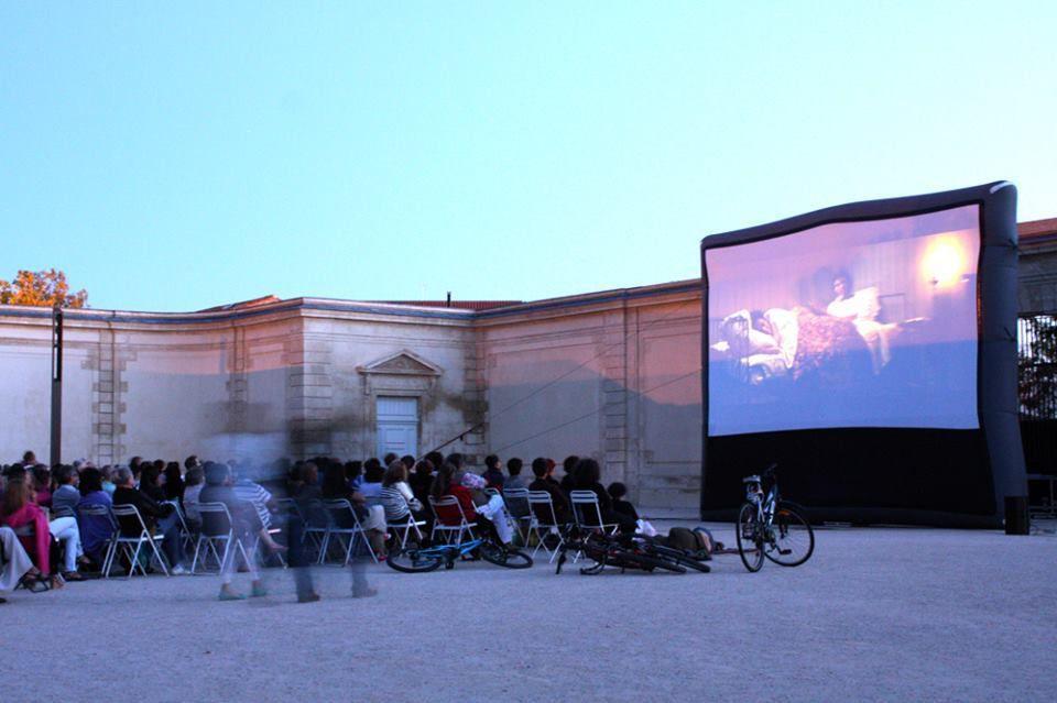 Le cinéma en plein air fait le tour de Marseille pendant l'été