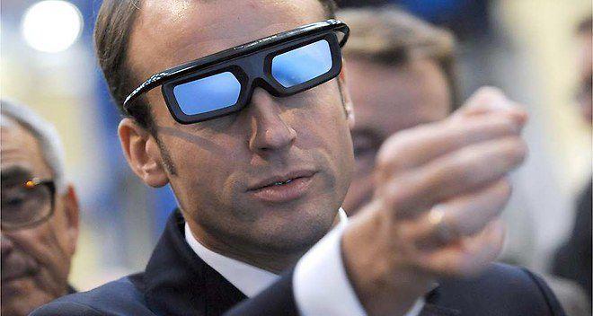 Emmanuel Macron, un animal post-politique