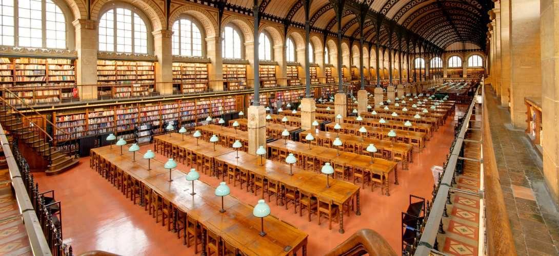 Pourquoi les étudiants ont plus que jamais besoin des bibliothèques