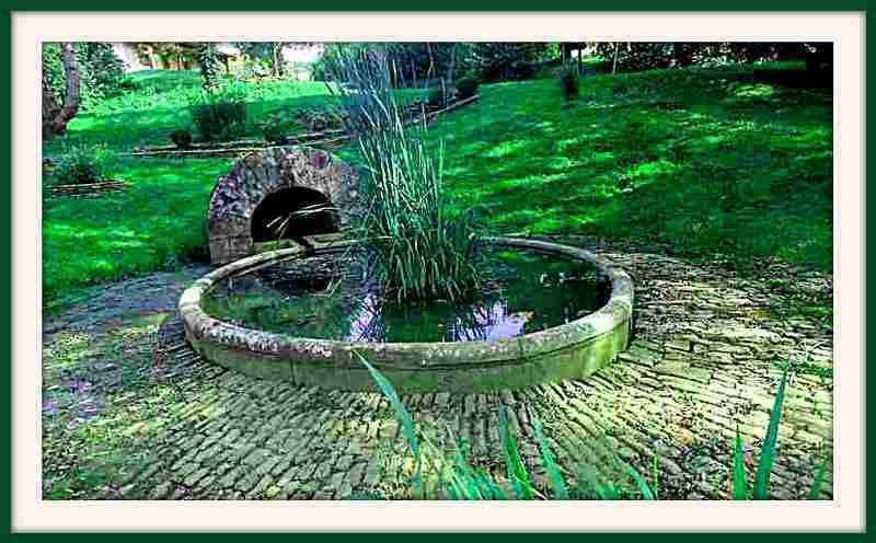 Fontaine ronde - Ferrières-Les-Bois - Doubs - photo mcp